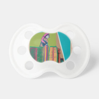INDIAN Festival of Colors - HOLI hai Pacifier