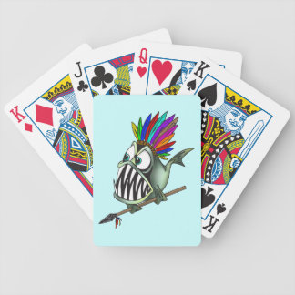 Indian Fish Playing Cards