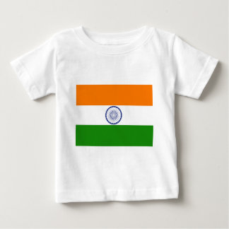 Indian Flag Baby T-Shirt