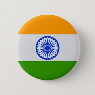 Indian Flag Button