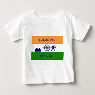 Indian Flag Infant T-shirt