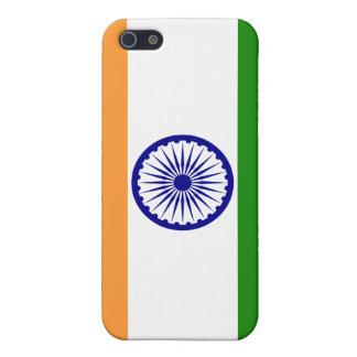 Indian Flag iPhone SE/5/5s Case