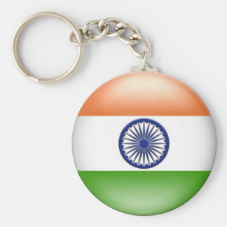 Indian Flag Keychains