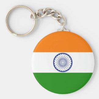 Indian Flag Key Chain