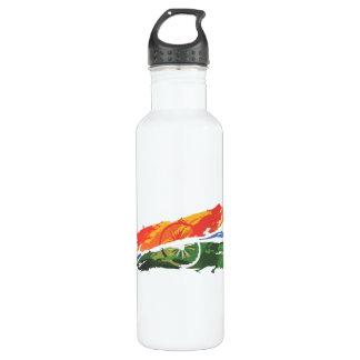 Indian Flag Liberty Bottle