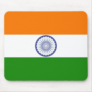 Indian Flag Mouse Pad