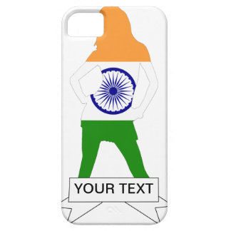 Indian flag on any color iPhone SE/5/5s case