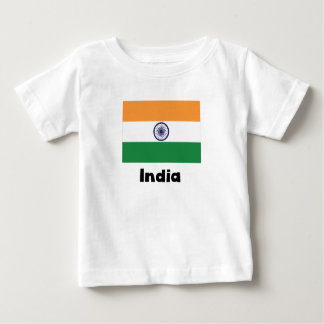 Indian Flag T Shirt