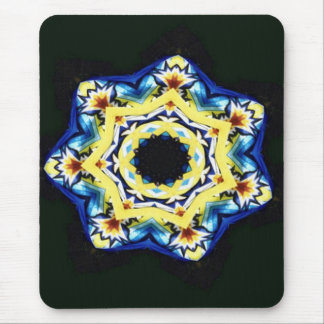 Indian Flower Mouse Pad