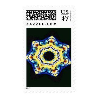 Indian Flower Stamp