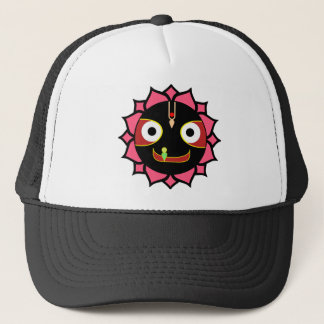 Indian fun Krishna motif Trucker Hat