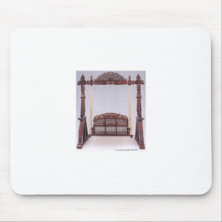 Indian Furniture traditional 4000 years old Mouse Pad