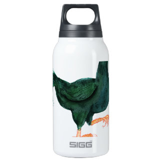 INDIAN GAME HEN, tony fernandes Insulated Water Bottle
