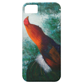 Indian gamecock cell phone cover. iPhone SE/5/5s case