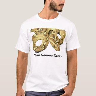 Indian Gamma Snake Basic T-Shirt