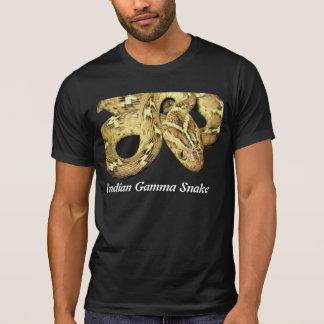 Indian Gamma Snake Destroyed T-Shirt