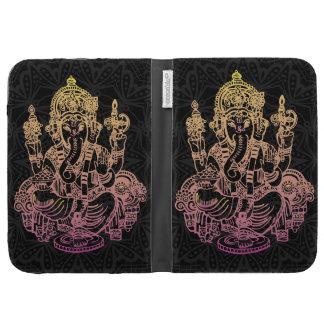 Indian Ganesh Black Kindle Caseable Case Kindle Keyboard Cases