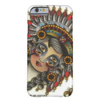 indian girl 3 barely there iPhone 6 case