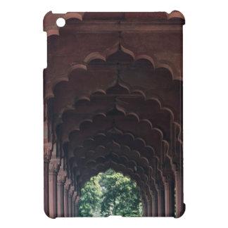 Indian Girl at Diwan-i-Aam, Red Fort, Delhi iPad Mini Covers