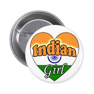 Indian Girl Pins