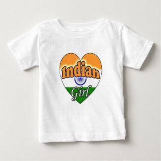 Indian Girl Infant T-shirt