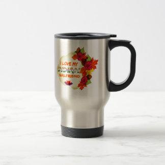Indian Girlfriend designs Mugs