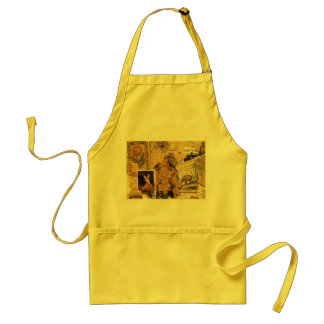 Indian Glories Adult Apron