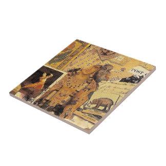 Indian Glories Ceramic Tile