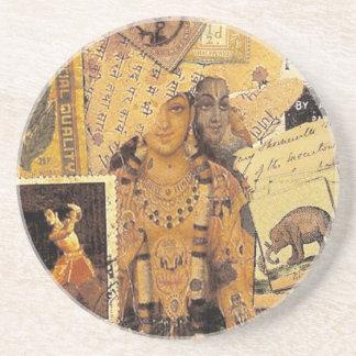 Indian Glories Drink Coaster