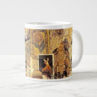 Indian Glories Large Coffee Mug