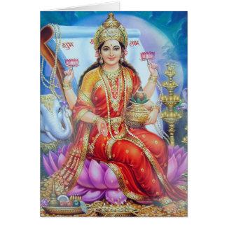 indian god card