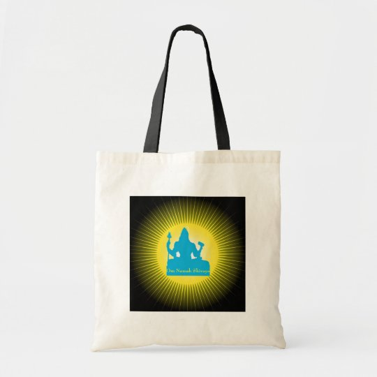Indian god Shiva - Bag