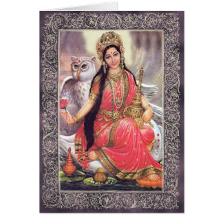 Indian Gods/Goddess - Greeting Card