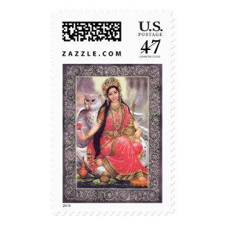 Indian Gods/Goddess - Postage Stamp