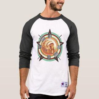 Indian Head Test Pattern T-Shirt