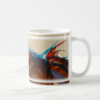 Indian Headdress Feathers Mug