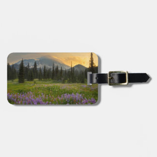 Indian Henry's Hunting Ground at sunrise Bag Tag