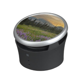 Indian Henry's Hunting Ground at sunrise Bluetooth Speaker