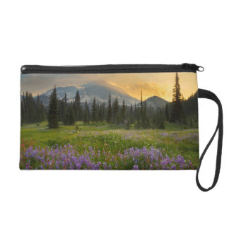 Indian Henry's Hunting Ground at sunrise Wristlet Purse