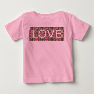 Indian Hippie Love Baby T-Shirt