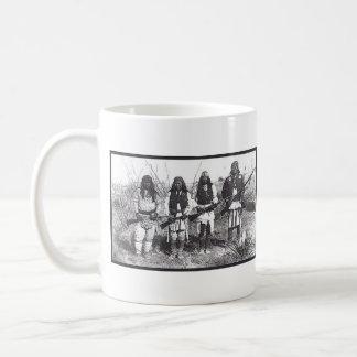 Indian Homeland Security Coffee Mug