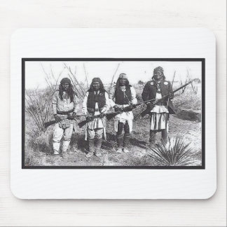 Indian Homeland Security Mouse Pad