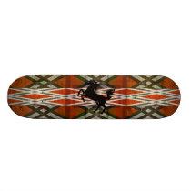 Indian Horse Skateboard