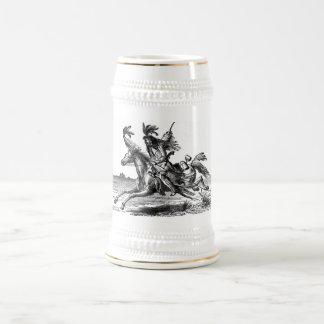 Indian Horseback Mug