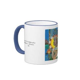 Indian King Ringer Coffee Mug