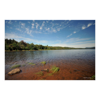 Indian Lake in the Adirondack. print 08 076
