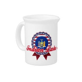 Indian Lake, NY Beverage Pitchers