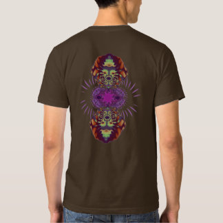 indian mirror mask T-Shirt