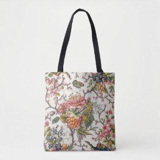 Indian model tote bag