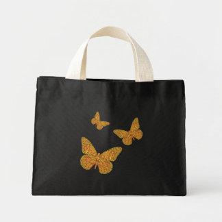 Indian Monarch Tote Bag